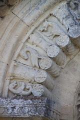 Eglise abbatiale de Marestay à Matha - Photo of Gourvillette
