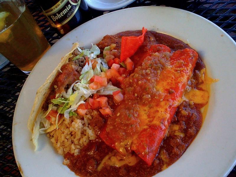 El Mirador Enchiladas