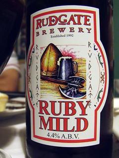 Rudgate, Ruby Mild, England