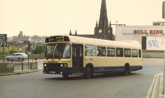 Leyland National II : DOC33V, 1986