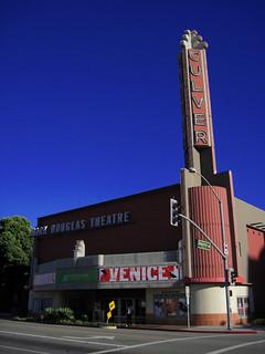 Kirk Douglas Theater, North Side - 11/14/10