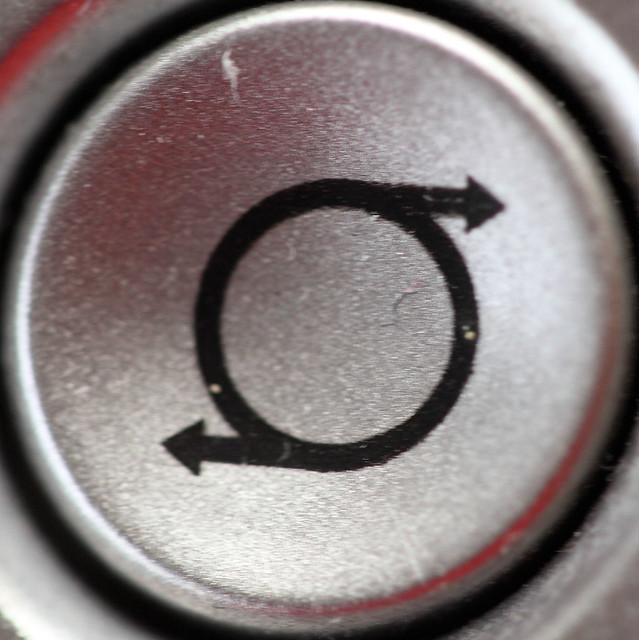 oscillate