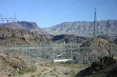 USA 2010-11-13 Hoover Dam - Lake Meed - Bolder City