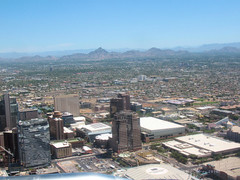 Phoenix From Up There