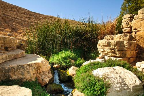 israel westbank hdr mideast hdri isr bluetrail kefaradummim