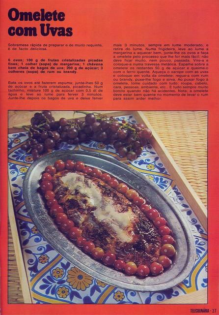 Tele Culinária e Doçaria, Especial Outono, Setembro 1980 - 25