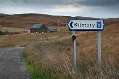 Old Kilmory Church