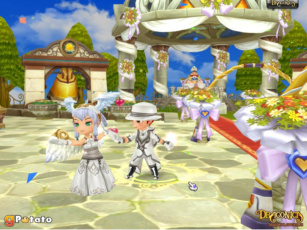 mmorpg games with marriage