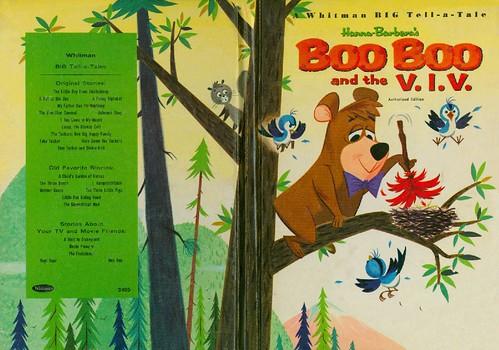 Boo Boo & the V.I.V.001