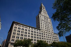 Travelers Tower in Hartford, Connecticut