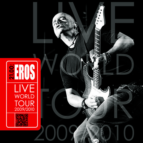 Eros Ramazzotti: 21.00: Eros - Live World Tour 2009/2010