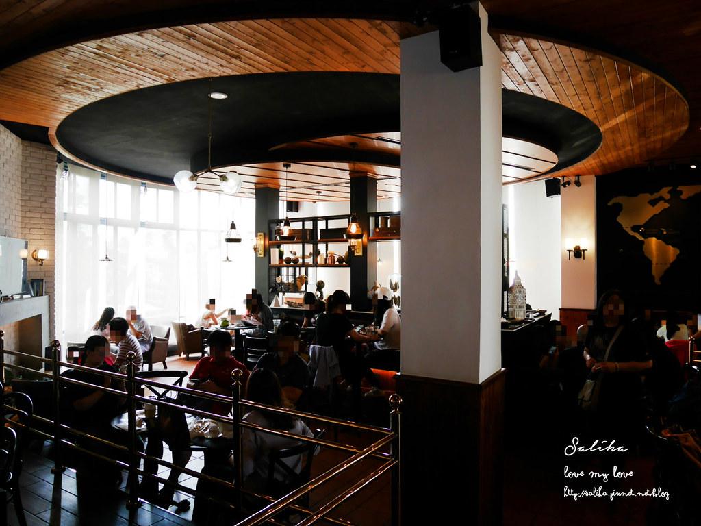 台中西屯區不限時餐廳咖啡館下午茶推薦卡啡那惠來店 (10)