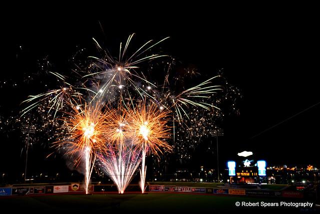 Loontacular Fireworks, Nikon D610, AF Zoom-Nikkor 18-35mm f/3.5-4.5D IF-ED