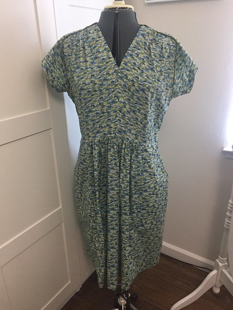 Liberty Cars dress