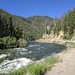 Small photo of Salmon River - what a difference 30 miles makes...