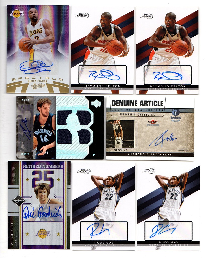 a5f07b37b I m Trading Basketball Game-Used   Autos for Your Junk GU   Autos - Blowout  Cards Forums