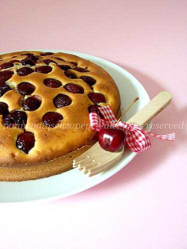 torta con scritta