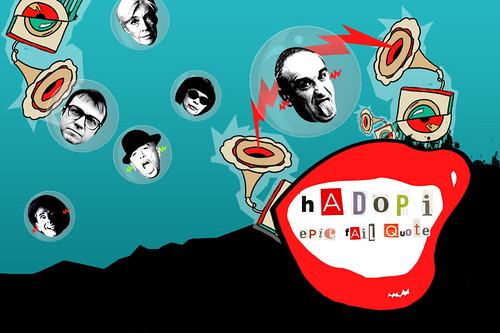Fete de l'Hadopi