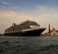 ms NADM in Venice Port
