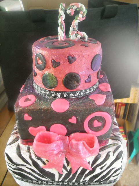 12 year old birthday cake