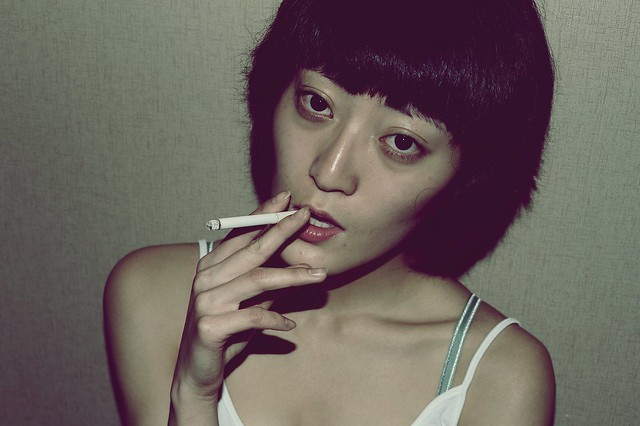 Smoking Eyes