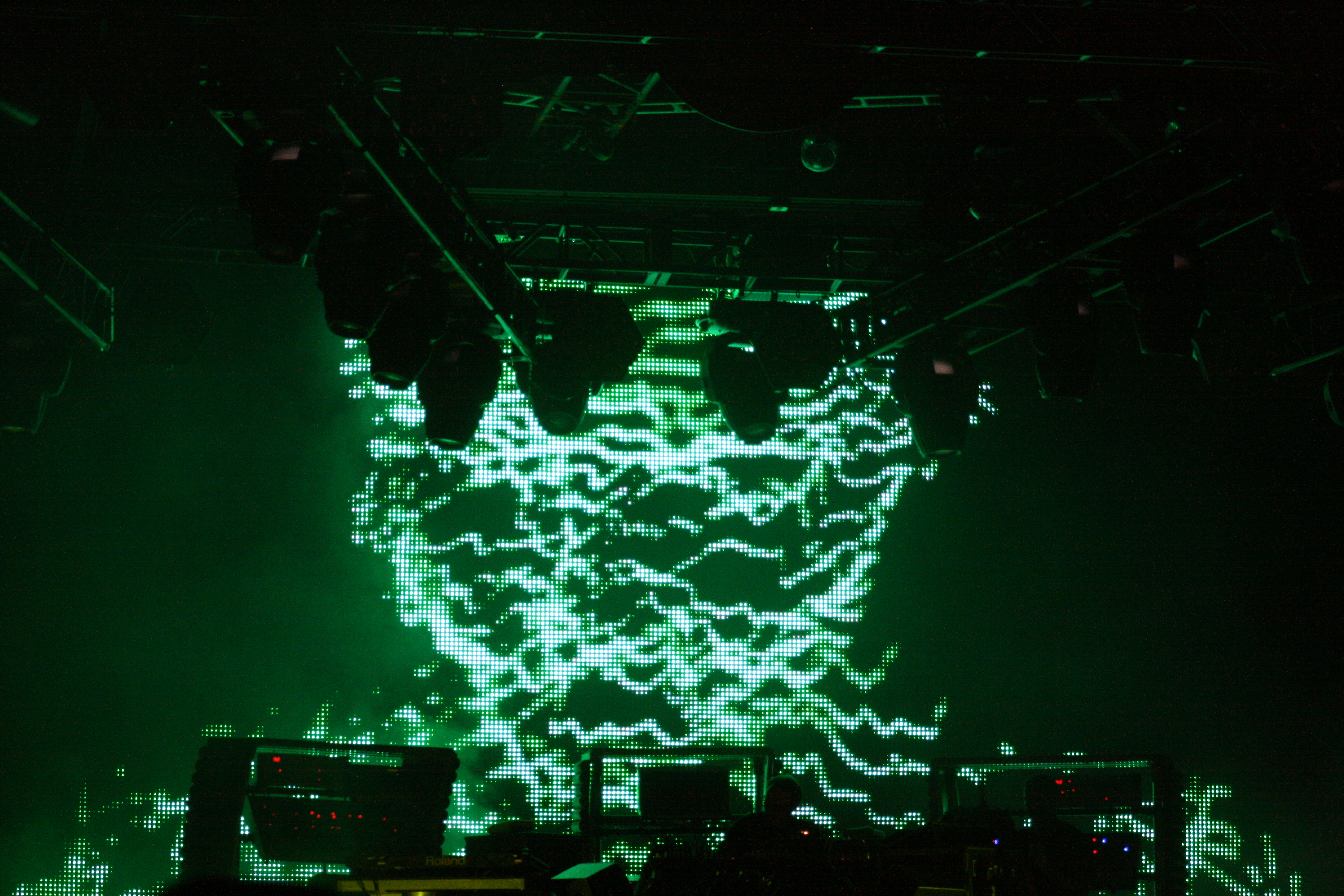 Chemical Brothers ::: Fillmore Auditorium ::: 09.01.10