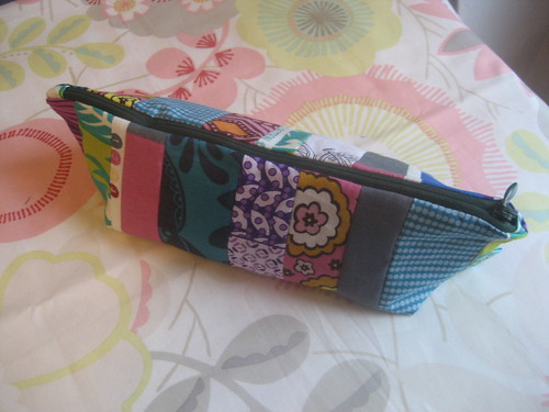 Zippered Make-up Bag