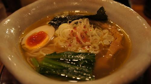 近江塩鶏麺 @ 京都天下ご麺