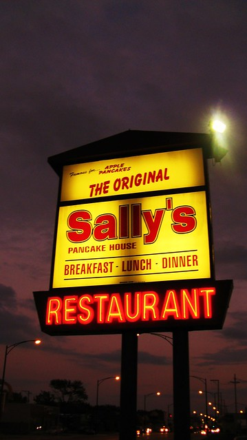 Sally S Restaurant Harlem Chicago