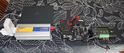 solar pv battery