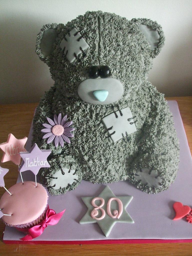 Tatty Teddy Birthday Cake Topper