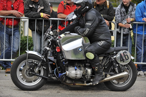 BMW Boxer sidecar racer :: ru-moto classic motorcycles © Egger 5505