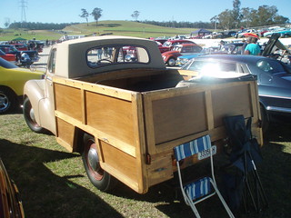 1951 Austin A40 wood bodied utility