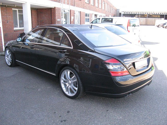mercedes benz s450 cdi brabus flickr photo sharing