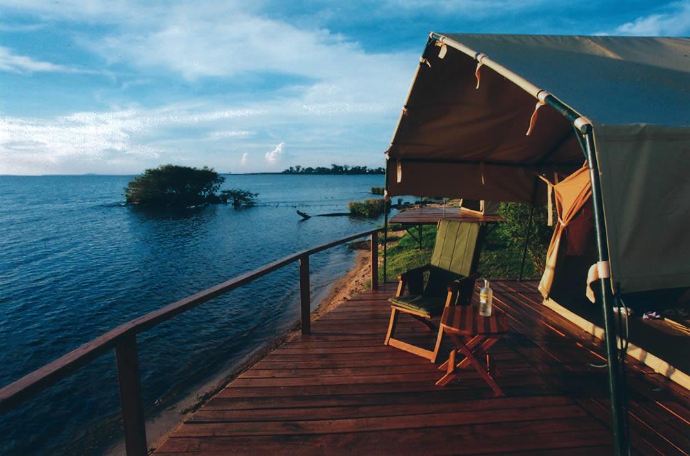 Ngamba Island, Uganda