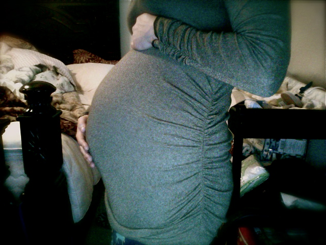 20 weeks and 3 days pregnant. Haven't uploaded a lot of these in while.