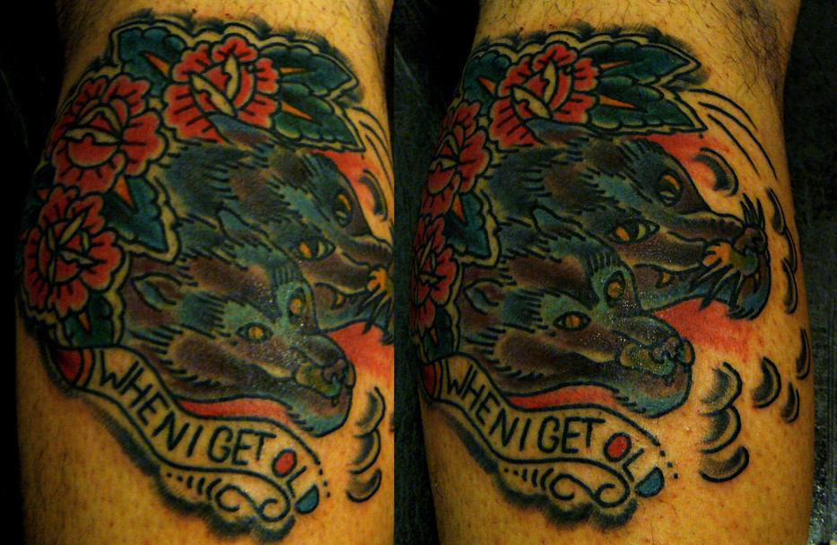 Tattoos By Nico Acostas Most Interesting Flickr Photos Picssr