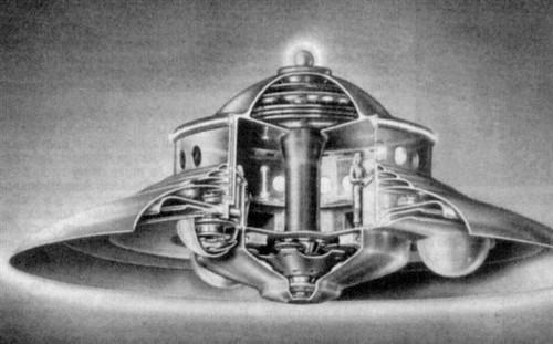adamski ufo