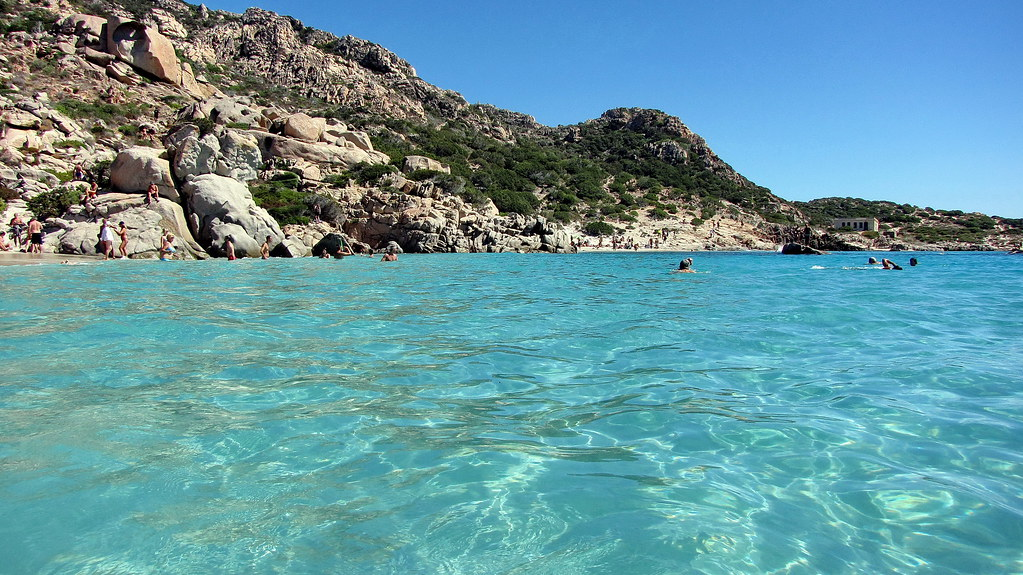 пляж La Maddalena