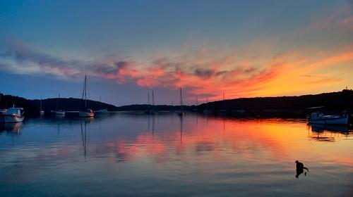 sunset croatia 2010 pula