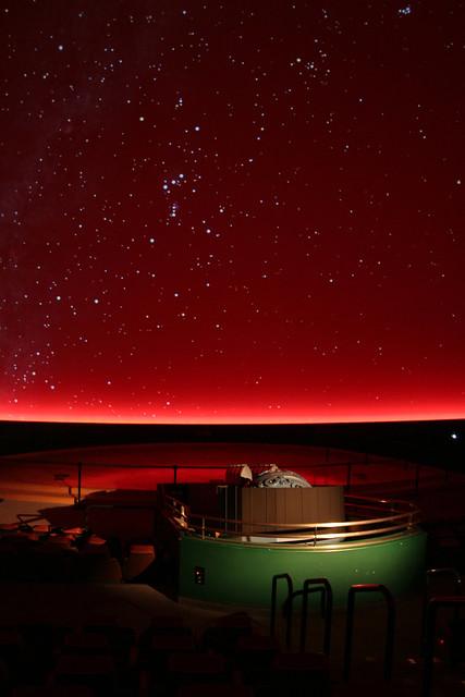 Chabot-Planetarium