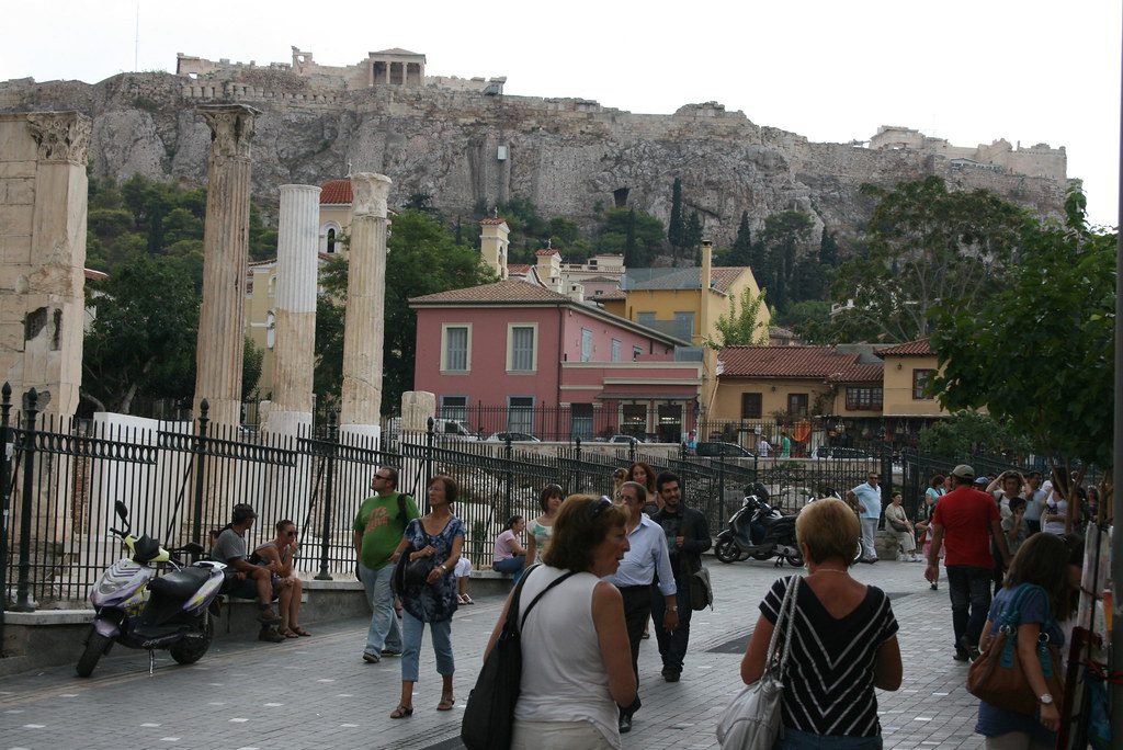 Athens, Greece, September 2010