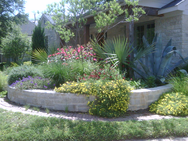 Xeriscape landscape design dallas texas flickr photo for Garden design landscaping dallas tx