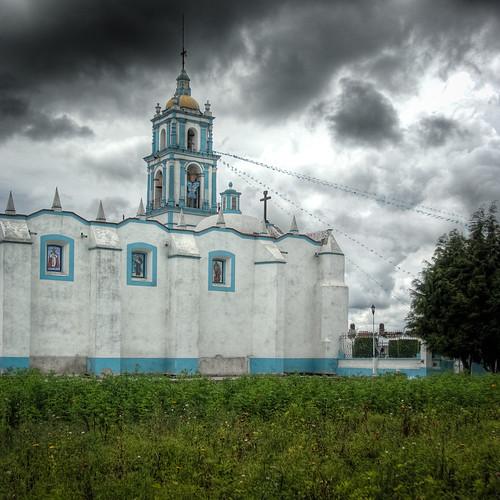Iglesia de Santa María Xixitla 15