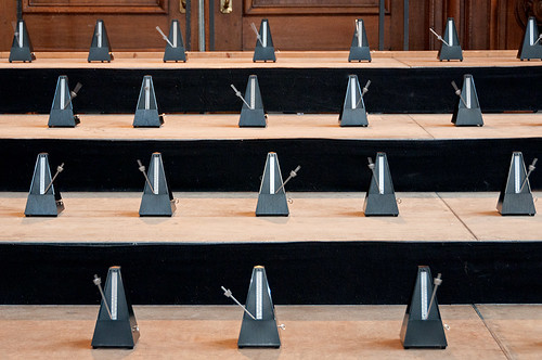 György Ligeti @ TodaysArt 2010, Den Haag by de_buurman