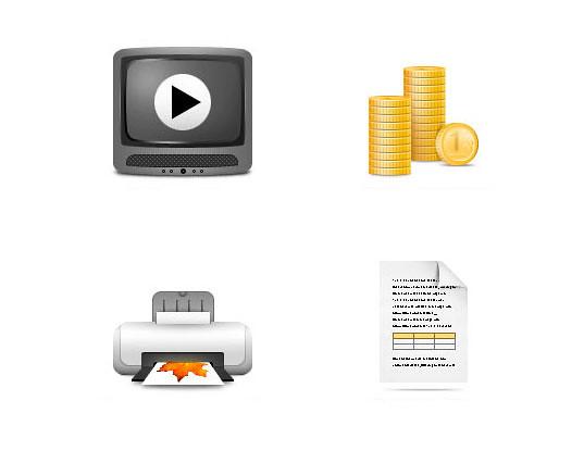 Рисуем иконки для сайтов