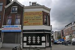 'Staatsloten' Noordmolenstraat Rotterdam