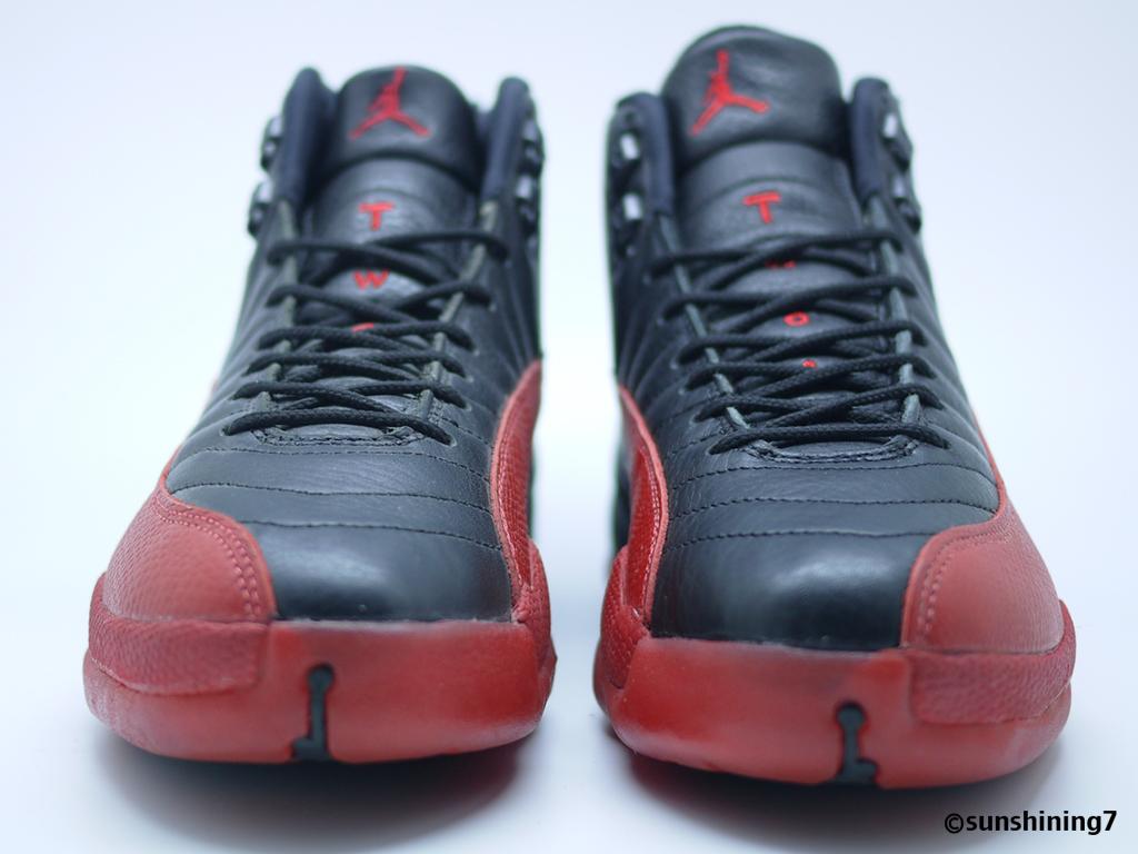 192c40b9d14 Sunshining7 - Nike Air Jordan XII (12) OG 1996 - Black Varsity Red
