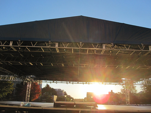 sunrise concert md stage