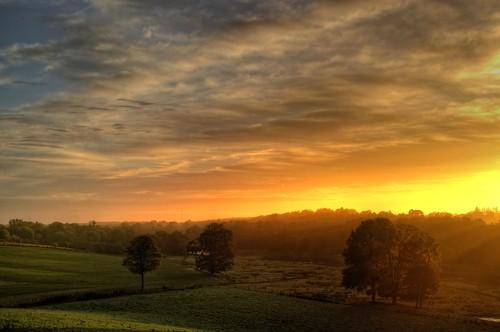 ontario sunrise westmontrose